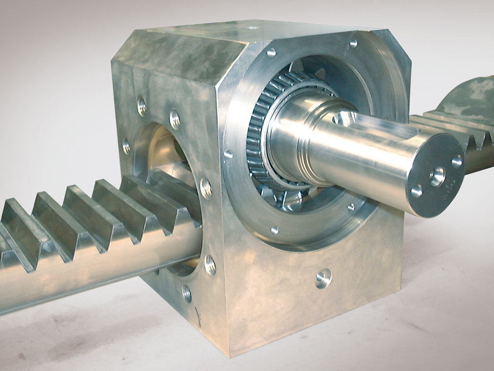 HUNGER Hydraulics USA: Rotary actuators